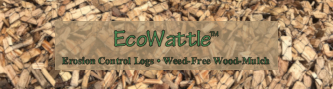 EcoWattle TM - Environmentally Positive Temporary Sediment Control